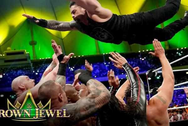 Picture for The Tribal Chief Roman Reigns Crown Jewel win-loss record