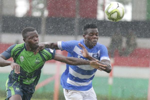 Picture for KCB 0-0 AFC Leopards: Bankers and Ingwe fire blanks in Premier League contest