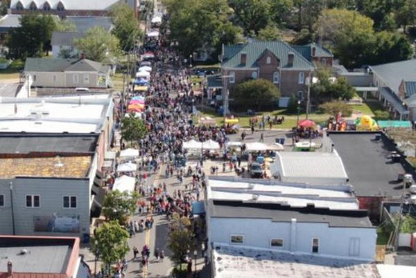 Picture for Scuppernong River Festival to bring music, entertainment and more to downtown Columbia