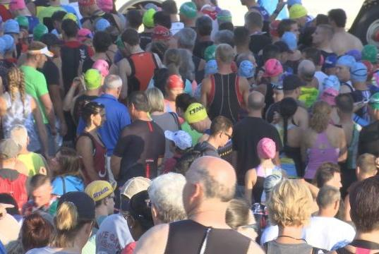 Picture for Identity of athlete who died following IRONMAN swim portion released