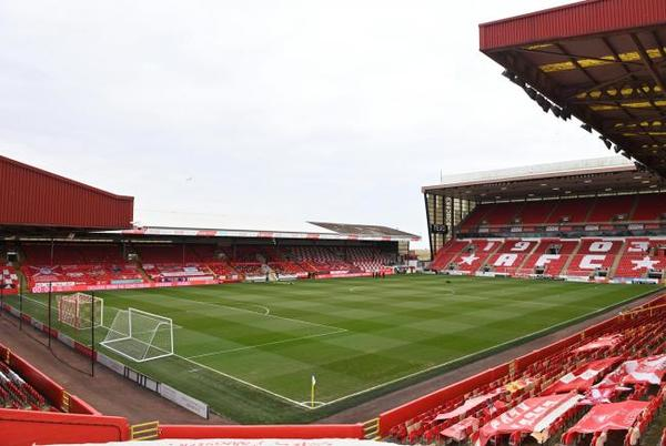 Picture for Aberdeen provide Pittodrie crowd and Covid vaccine update ahead of Hibs and Hearts clashes