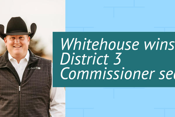 Picture for Whitehouse wins Creek County District 3 Commissioner seat