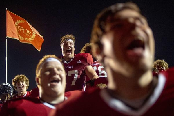 Picture for Grand Blanc exorcises Davison demons with 43-7 win that reignites old rivalry