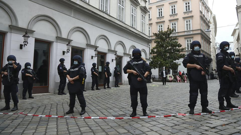 Picture for Gunman who killed 4 in Vienna attack had sought to join IS