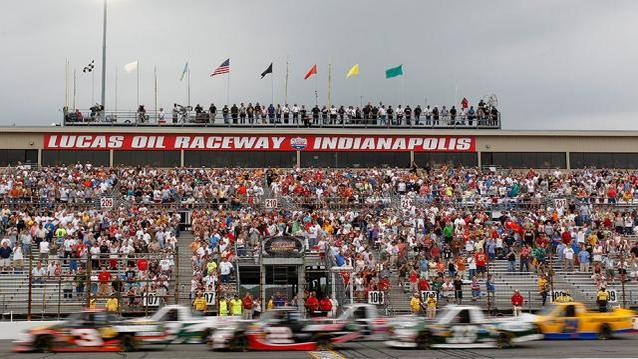 Cover for NASCAR | Camping World Truck Series returns to Sonoma, Lucas Oil in 2022