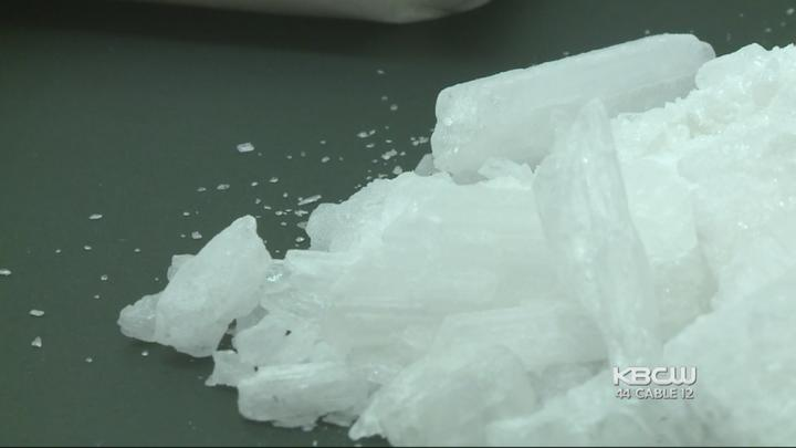 Cover for Manteca Woman Gets 21 Years in Prison For Trafficking Meth, Heroin to Alaska