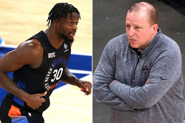 Picture for Julius Randle, Tom Thibodeau need to flip Knicks script again