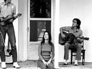 Picture for New Guy Clark film examines his love triangle with Townes Van Zandt, Susanna Clark