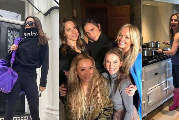 Picture for The Spice Girls' incredible private homes: Victoria Beckham, Geri Horner and more
