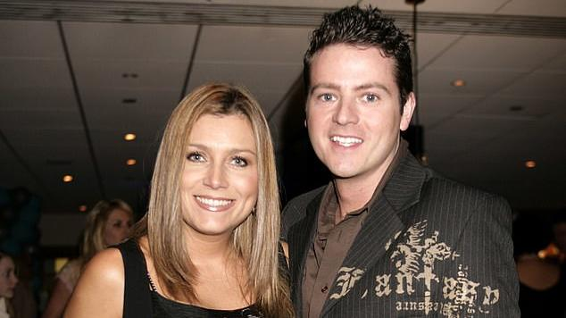 Picture for 'They decided to go their separate ways': Heartbeat star Tricia Penrose and husband Mark Simpkin 'split after 18 years of marriage'