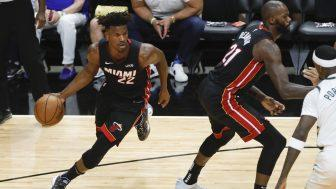 Picture for Jimmy Butler to sign four-year, $184 million extension with the Miami Heat
