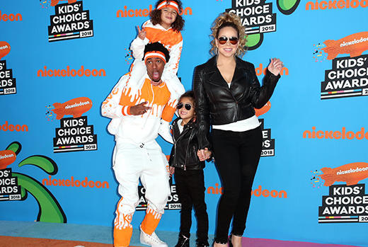Picture for Nick Cannon, Dad Of 7, Says He's Taking 'A Break' From Having Kids: 'My Therapist Says I Should Be Celibate'