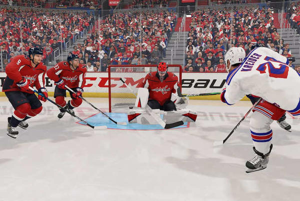 Picture for NHL 22: Does Be a Pro have Free Agency?