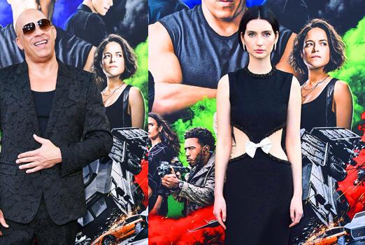 Picture for Paul Walker's Daughter Meadow Gets Married, Vin Diesel Walks Her Down The Aisle — Watch