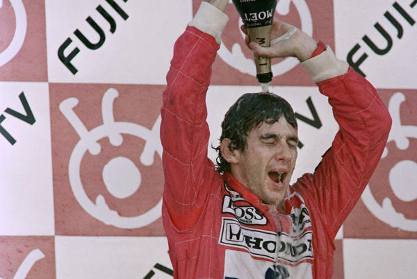 Picture for Ayrton Senna: the last V12-powered F1 champion