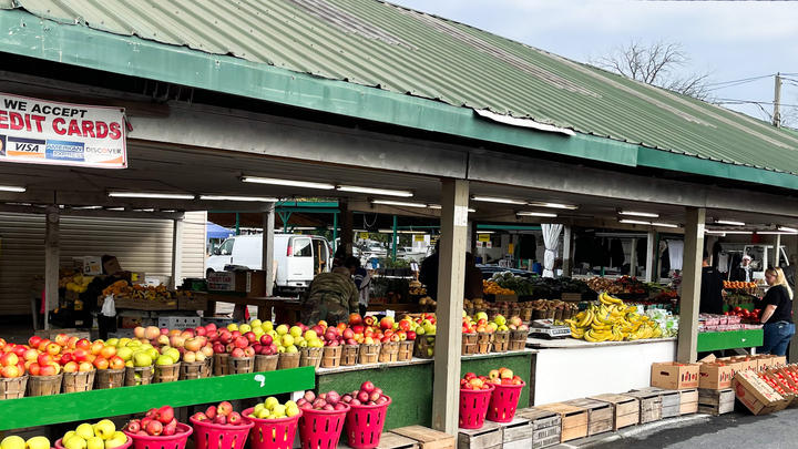 Cover for Green Dragon Farmer's Market - A Giant Market With a Little Bit of Everything in Ephrata, PA