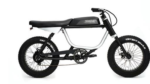 Anza electric moped unveiled by Monday Motorbikes as lowest-priced e-moped  yet   News Break