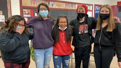 Cover for Butterfield-Odin School District named Trafera Give Back winner