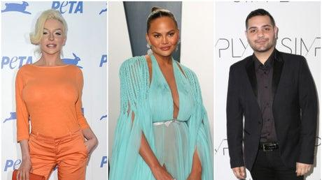Picture for A complete timeline of the Chrissy Teigen bullying scandal as she says sorry for being a 'troll'