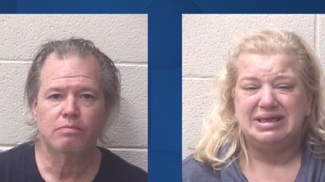 Cover for Husband, wife arrested after Nags Heads Police used DNA evidence to break 30-year case