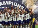 Picture for SEVENTH HEAVEN: Robinson's late goal lifts USMNT over Mexico to win Gold Cup in extratime