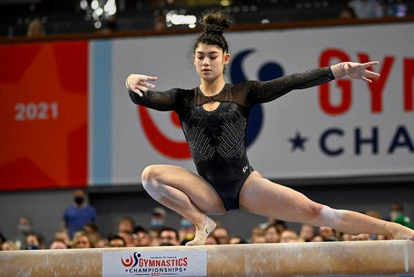 Picture for American Gymnasts Won Five Medals at 2021 World Championships