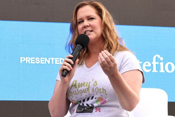 Picture for Amy Schumer Says She Had Her Uterus and Appendix Removed During Endometriosis Surgery