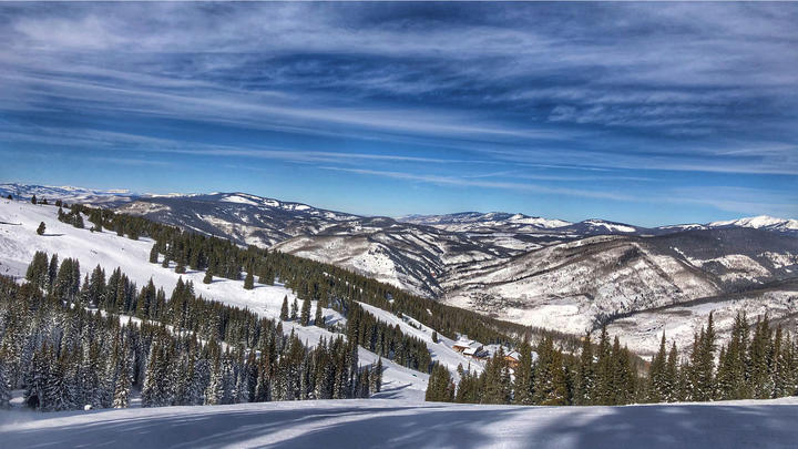 Cover for Vail Mountain Slated to Open on November 12th for 2021-2022 Ski Season