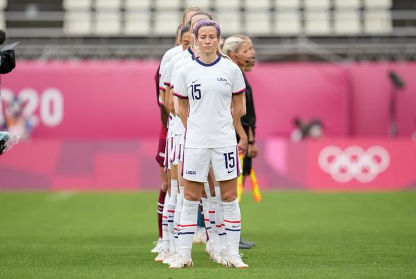 Picture for The USWNT at the Olympics so far: listless, passive and in danger of an early exit
