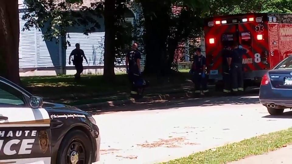 Picture for THPD stabbing investigation underway