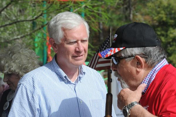Picture for Mo Brooks trails in Senate fundraising, blames special interest groups