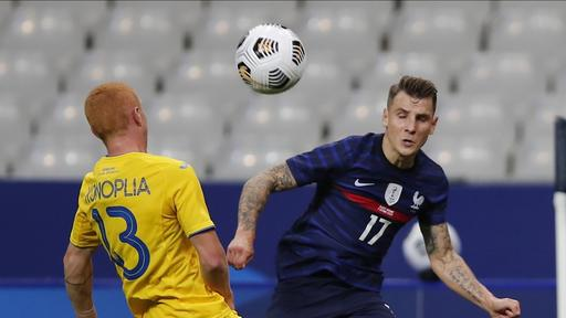 France Vs Ukraine Free Live Stream 3 24 21 Watch Fifa World Cup Qualifying Match Online Time Usa Tv Channel News Break