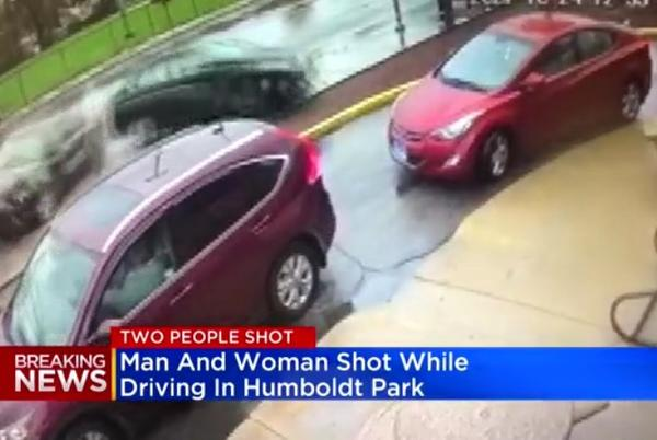 Picture for Man, Woman Shot In Vehicle On Kedzie Avenue In East Garfield Park, Go On To Crash In Humboldt Park With Child In Car
