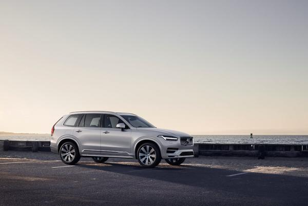 Picture for Sunday Drive: Volvo adds some electricity to the XC90 SUV