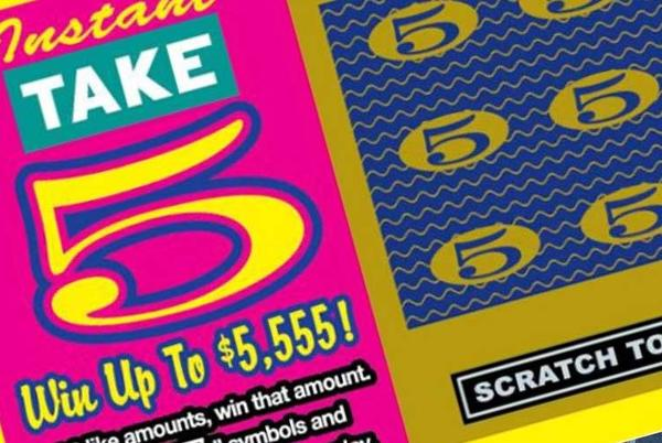 Picture for TAKE 5 $38K Ticket Sold in LIVONIA