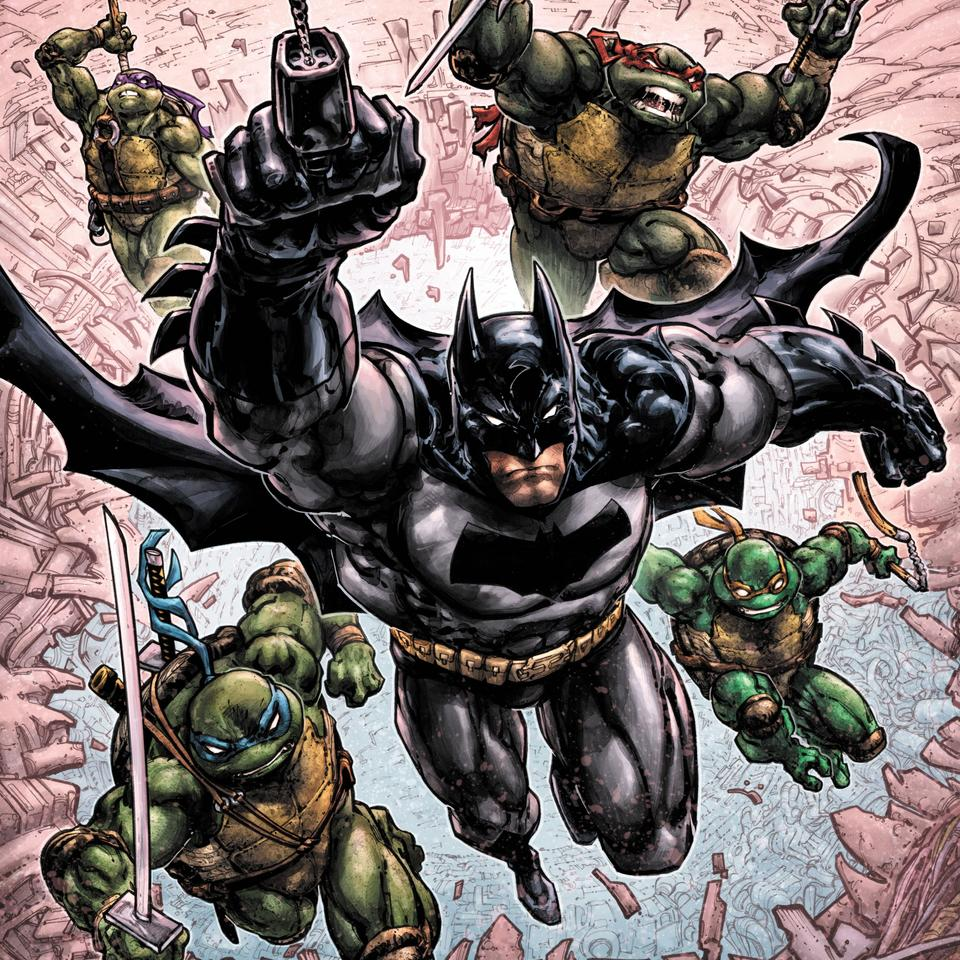 The Dark Knight And The Tmnt To Reunite One Last Time In Batman