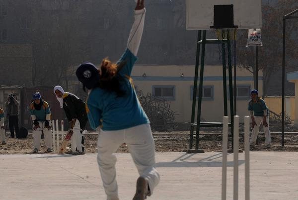 Picture for What the Taliban's takeover means for Afghanistan cricket and women's athletes