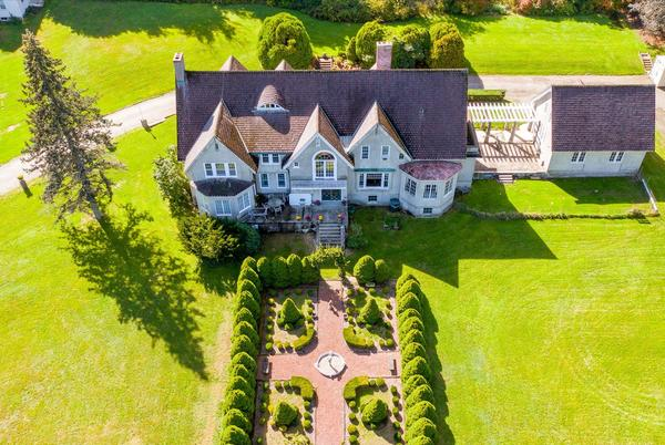 Picture for House of the Week: Classic Tudor mansion in West Boylston lists for $999,000