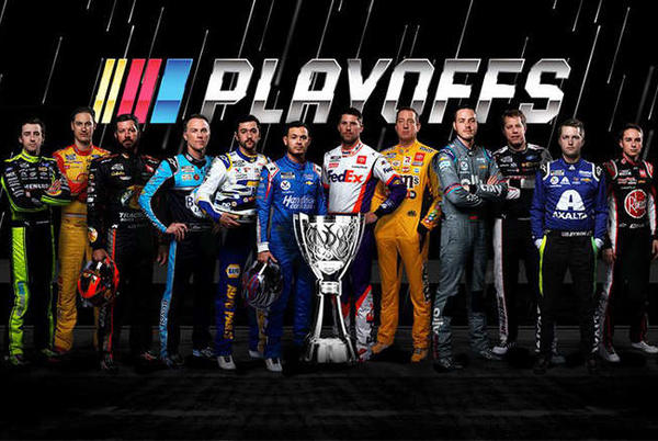 Picture for Analysis: 2021 NASCAR Cup Series Playoffs Round of 12 track-by-track breakdown