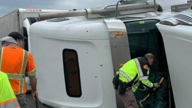 Cover for Better safe than sorry, truckers sidelined by Utah winds