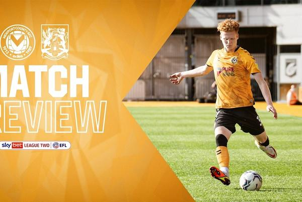 Picture for PREVIEW   Newport County AFC vs Northampton Town