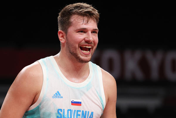 Picture for Olympic men's basketball recap: Team USA, Slovenia advance to semifinals