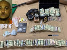 Picture for Police: 1 charged with drug trafficking in Horry County; various drugs, guns and $46K seized