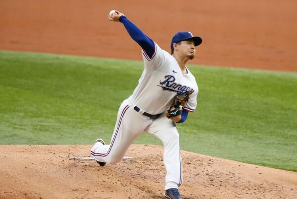 Picture for Texas Rangers designate Kohei Arihara for assignment
