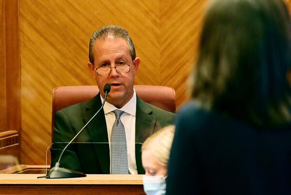 Picture for Brian Lipschultz, trustee of Otto Bremer Trust, defends his role at foundation