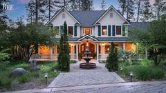 Cover for 3,700-acre foothills estate with homes, air strip, huge lake for sale for $29 million