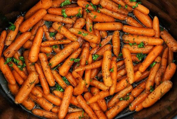 Picture for Crock Pot Brown Sugar Carrots