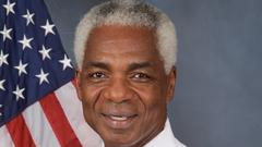 Cover for St. Louis County Police Chief unexpectedly steps down