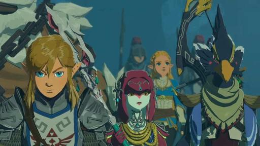 Aonuma Approached The Team At Koei Tecmo Specifically For Hyrule Warriors Age Of Calamity News Break