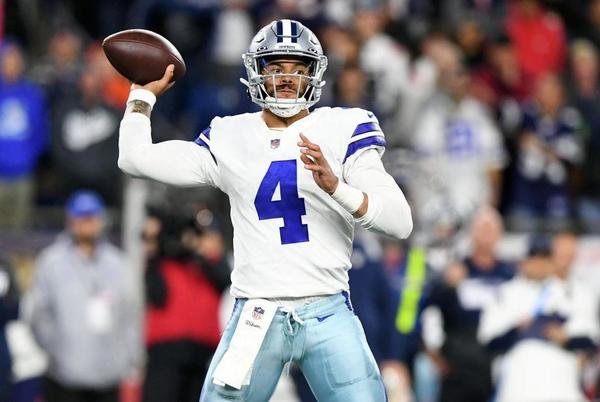 Picture for NFL TV Ratings: Cowboys, Patriots OT thriller drew massive audience in Week 6